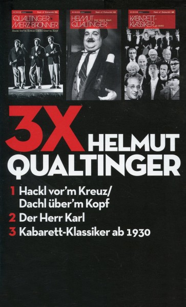 Helmut Qualtinger Box
