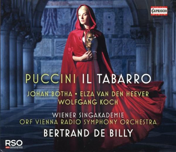 Puccini: Il Tabarro