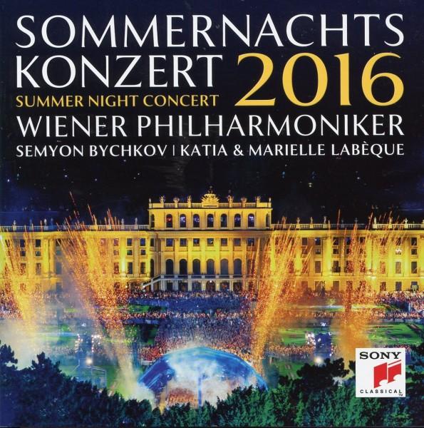 Sommernachtskonzert Schönbrunn 2016 CD
