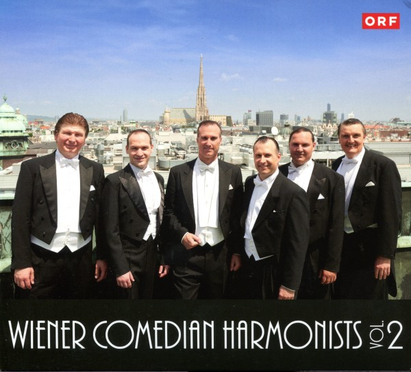 Wr. Comedian Harmonists Vol. 2