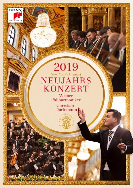 Neujahrskonzert 2019 DVD