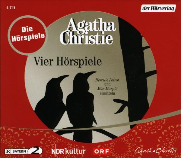 Agatha Christie: Vier Hörspiele