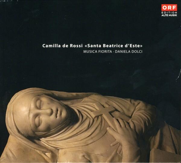 """Camilla de Rossi, """"detta la Romana"""": """"Santa Beatrice d'Este"""""""
