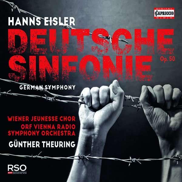 Hanns Eisler: Deutsche Symphonie op.50