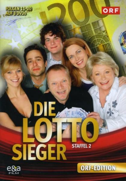 Die Lottosieger Staffel 2