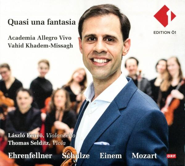 Academia Allegro Vivo: Quasi una fantasia