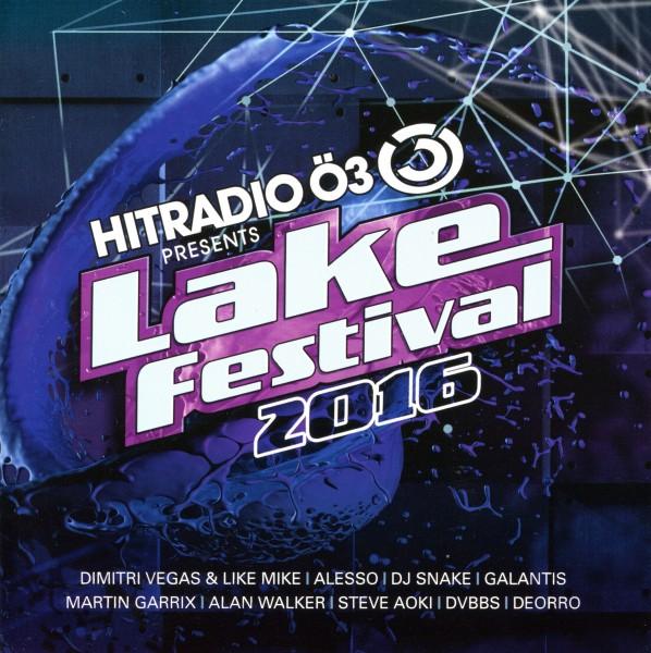 Ö3 Lake Festival 2016