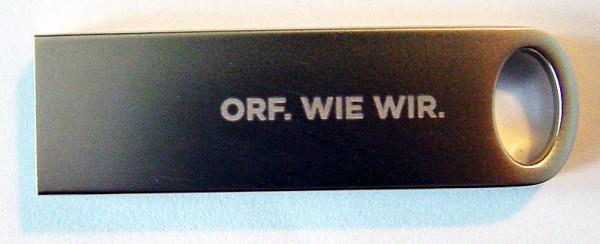 ORF USB-Stick 16 GB