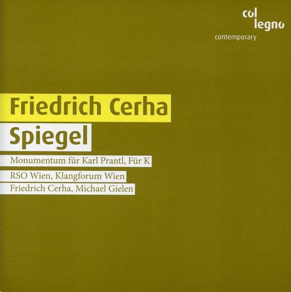 Friedrich Cerha - Spiegel