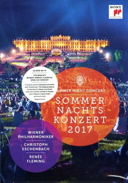 Sommernachtskonzert Schönbrunn 2017 DVD