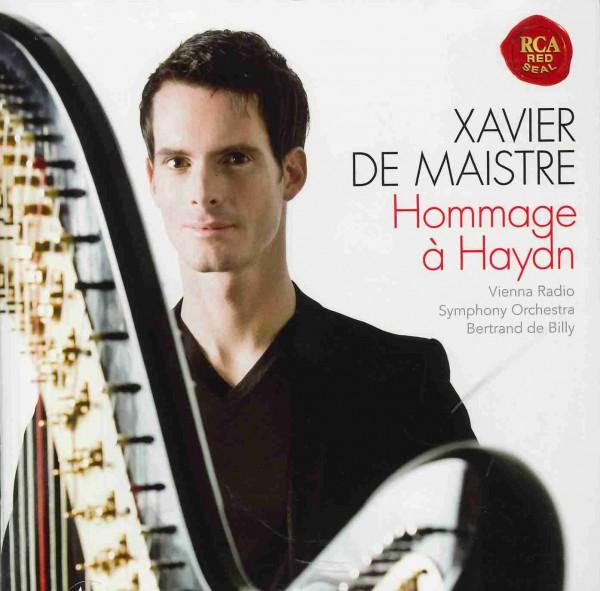 Xavier De Maistre: Hommage á Haydn
