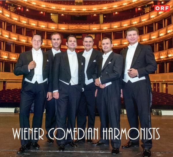 Wr. Comedian Harmonists Vol. 1