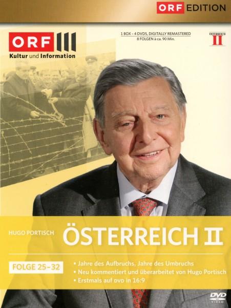 Österreich II: Folgen 25-32