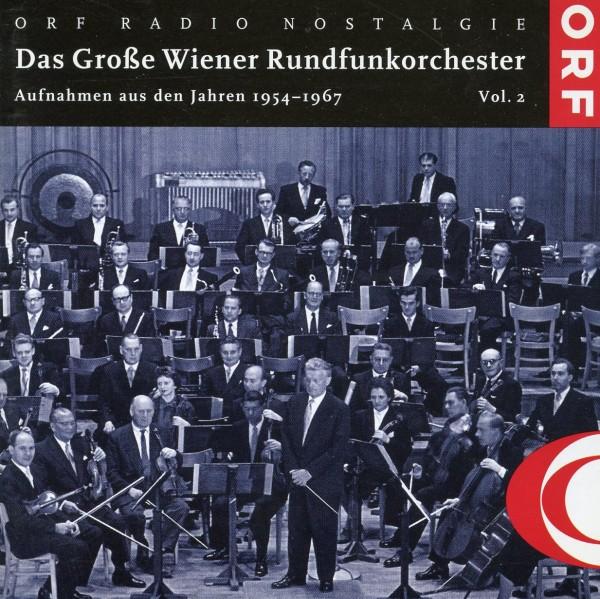 Das Große Wiener Rundfunkorchester Vol.2