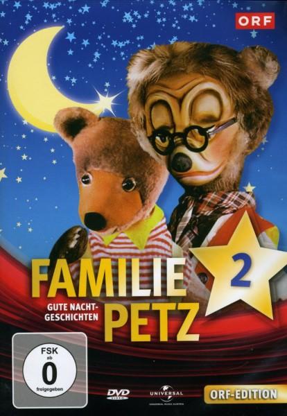 Familie Petz - Gute Nacht Geschichten Nr. 2