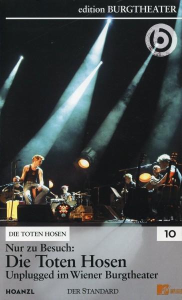 10 Nur zu Besuch: Die Toten Hosen Unplugged im Wiener Burgtheater