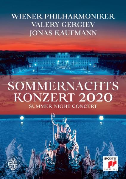 Sommernachtskonzert Schönbrunn 2020 DVD