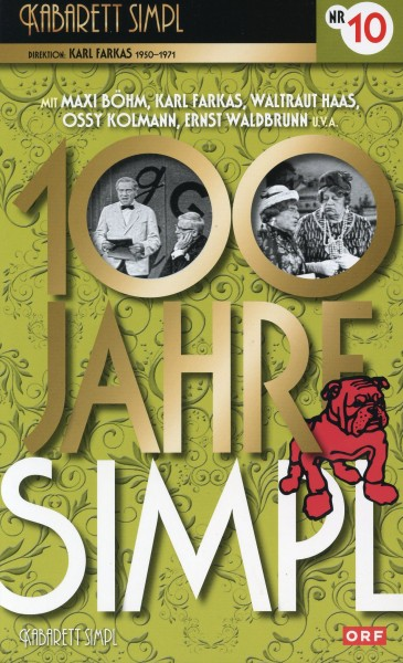 100 Jahre Simpl Vol.10