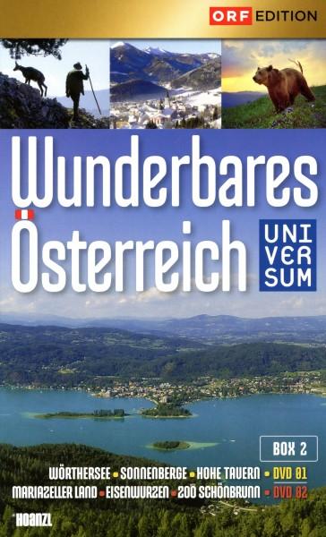 Universum: Wunderbares Österreich Vol.2