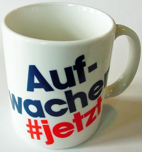 "Ö3 Kaffeehäferl ""Aufwachen"""