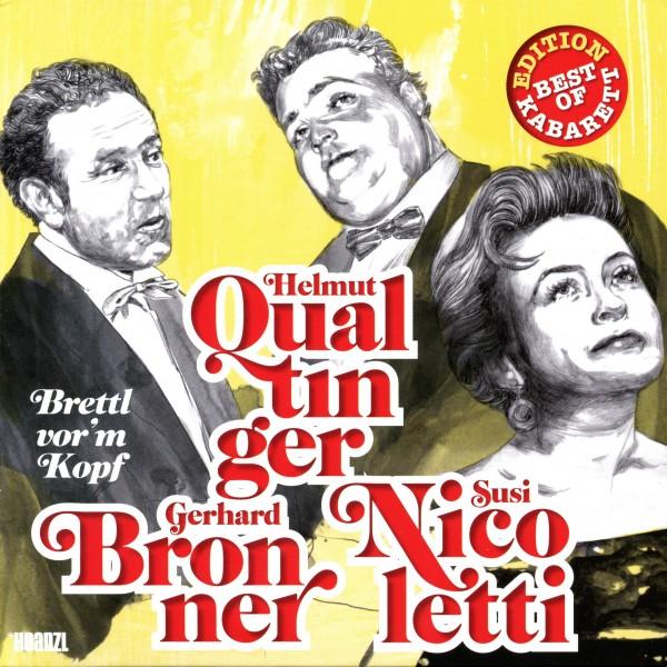Nicoletti, Qualtinger, Bronner