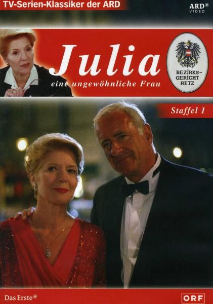 Julia - eine ungewöhnliche Frau Vol.1