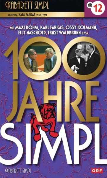 100 Jahre Simpl Vol.12